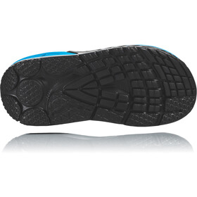 Hoka One One Ora Recovery Flip Sandals Women Black/Process Blue